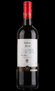 拉贝城堡波尔多干红葡萄酒