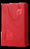 红色天地盖双礼盒(含礼袋)