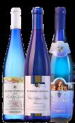 蓝瓶甜白葡萄酒组合3支装(圣母之乳+兰贵妃+爱德堡)