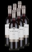 杰卡斯西拉子红葡萄酒  6支整箱装  750ml*6