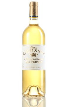 (国内送货)莱斯古堡甜白葡萄酒2016期酒