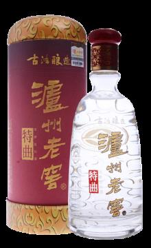 52°泸州古法特曲酒500ML