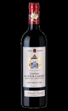 【名庄】拉图嘉利城堡干红葡萄酒2015